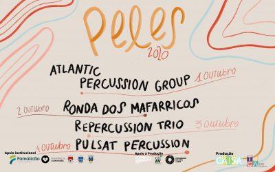 Cultura I PELES – International Drum Fest 2020