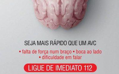 Saúde | Dia Mundial do Acidente Vascular Cerebral
