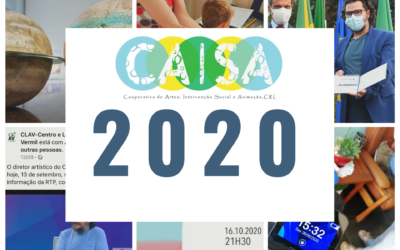 Newsletter Anual de 2020 – CAISA